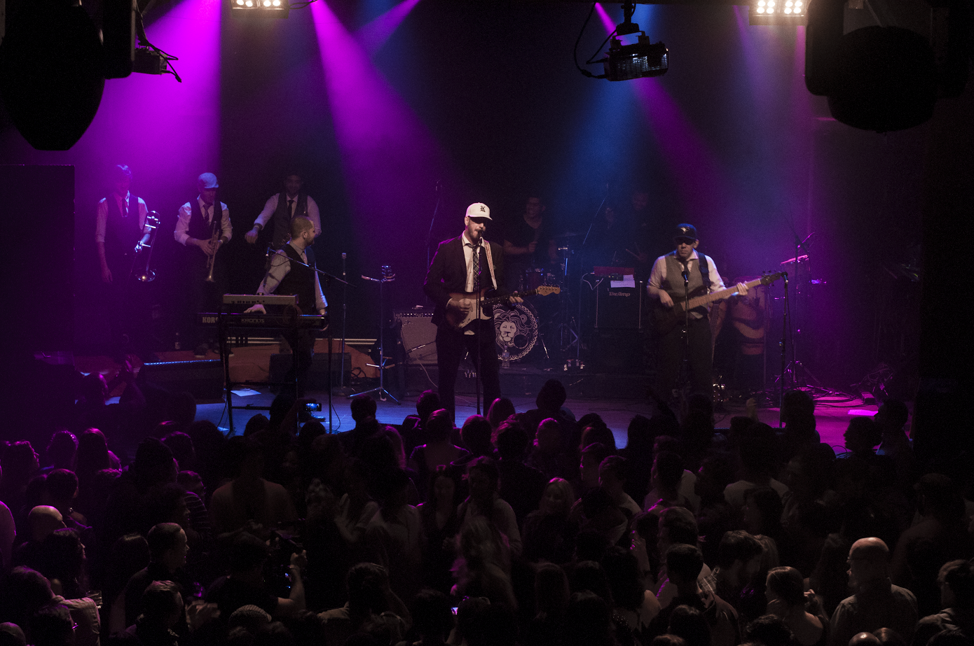 KCLR @ The Mod Club Nov 15, 2014